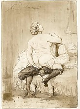 Vintage Erotic Drawings